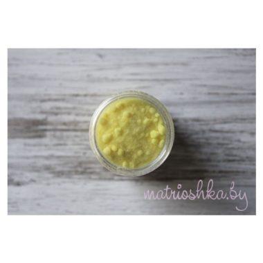 Флок-пудра лимонная, 4 мл