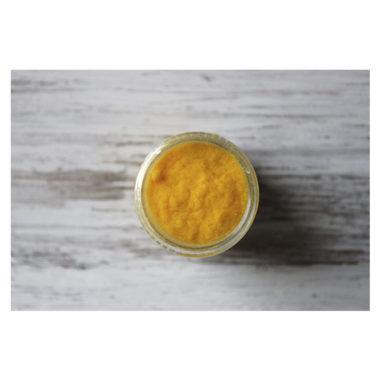 Флок-пудра жёлтая, 4 мл
