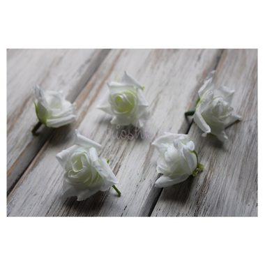 Роза Ландора «Молочно-зелёный»