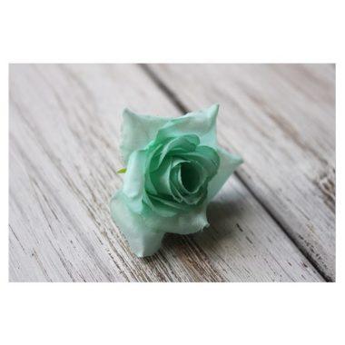 Роза Ландора «Мятно-зелёный»