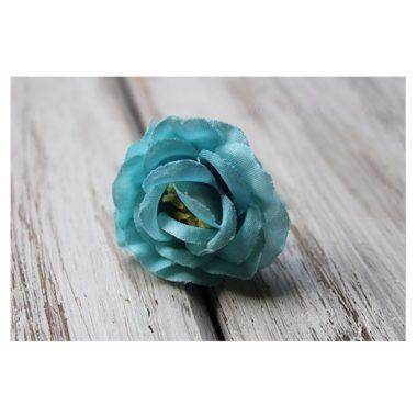 Головки цветов Шиповник «Бледно-бирюзовый»