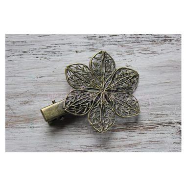 Зажим «цветок 6 лепестков»