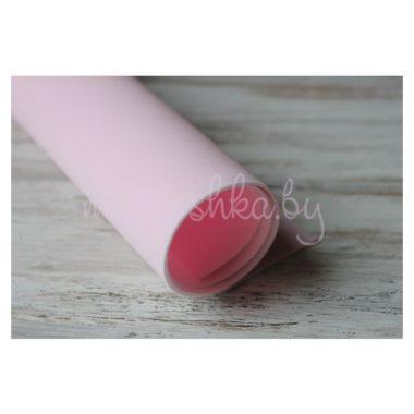 Фоамиран зефирный «Светло-розовый», 50 х 50 см