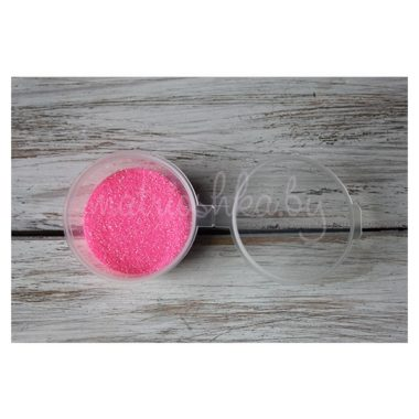 Декоративные блёстки «Ярко-розовый», 15 гр