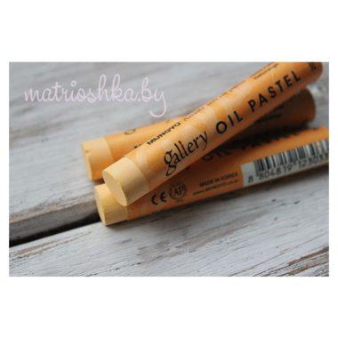 Профессиональная мягкая масляная пастель #203 «Оранжево-жёлтый»
