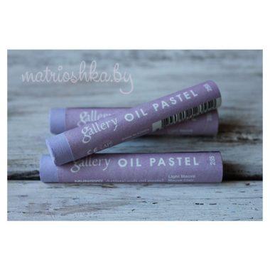 Профессиональная мягкая масляная пастель #255 «Светло-лиловый»