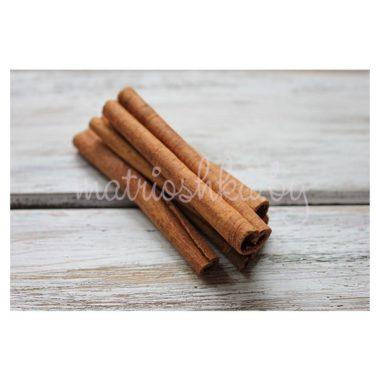 Пряные палочки корицы 8 см, 5 шт