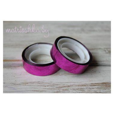 Декоративный скотч «Светло-фиолетовый»