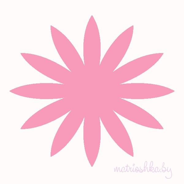 Экстра-тонкий китайский фоамиран «Розовый», 0,5 мм