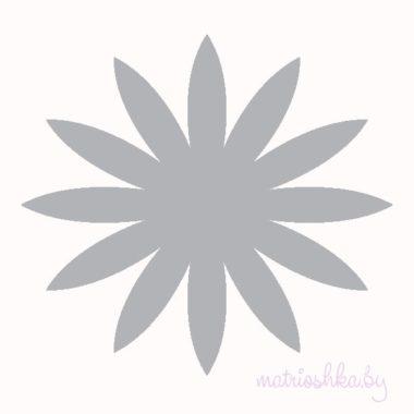 Экстра-тонкий китайский фоамиран «Светло-серый», 0,5 мм