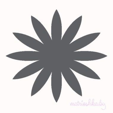 Экстра-тонкий китайский фоамиран «Тёмно-серый», 0,5 мм