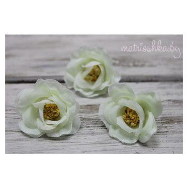 Головки цветов Шиповник «Белый»