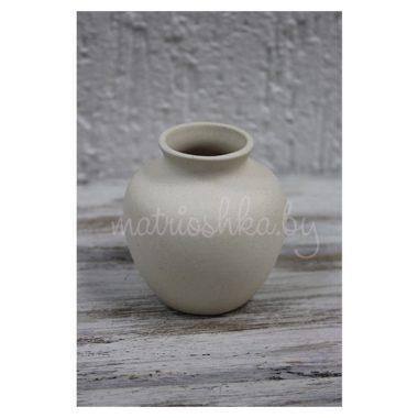 Ваза керамическая «Шар», 7,5 см