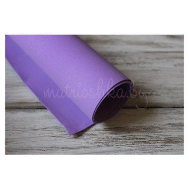 Фоамиран «Фиолетовый», 35 х 30 см