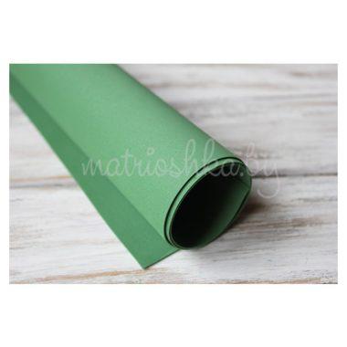 Фоамиран «Морской-зелёный», 35 х 30 см