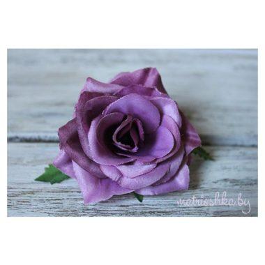 """Головка розы """"Фиолетово-сиреневый"""""""