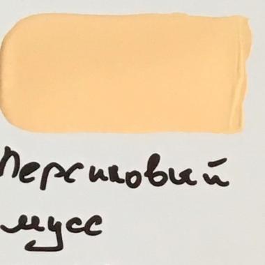 Краска акриловая «Персиковый мусс»