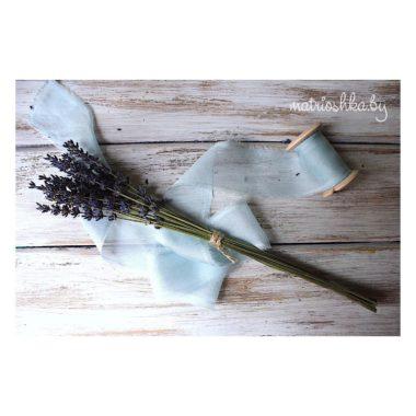 Сухоцвет Лаванда, 15 шт в пучке