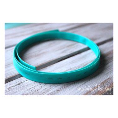"Флористический рукав термо ""Зелёный"", 8 мм * 1 м"